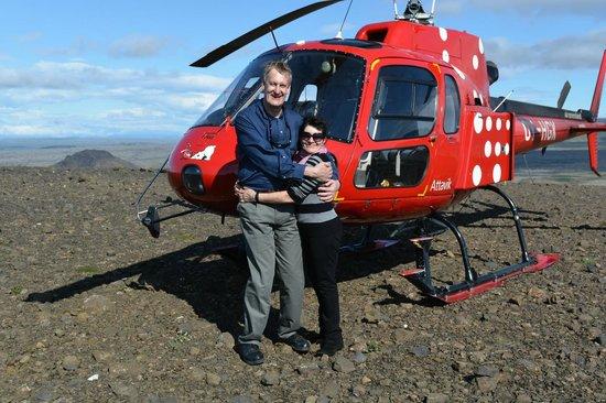 Eskimos Iceland: Magnificent Reyjkavik Helicopter Tour!