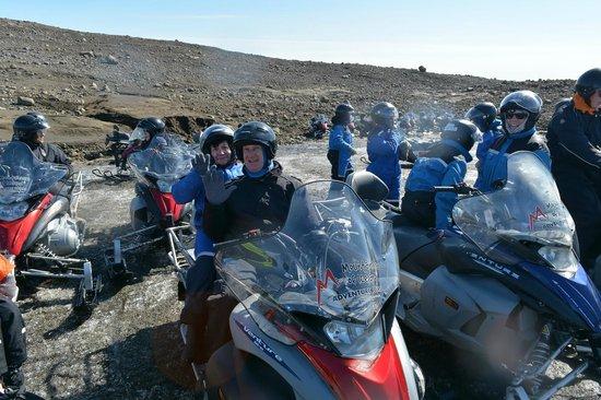 Eskimos Iceland : Golden Circle & Snomobing - Exhilirating Glacier Experience!