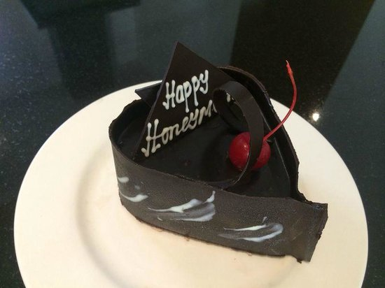 Bali Island Villas & Spa : Cake