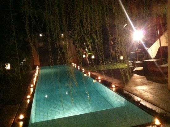 Bali Island Villas & Spa: Private Swimming Pool