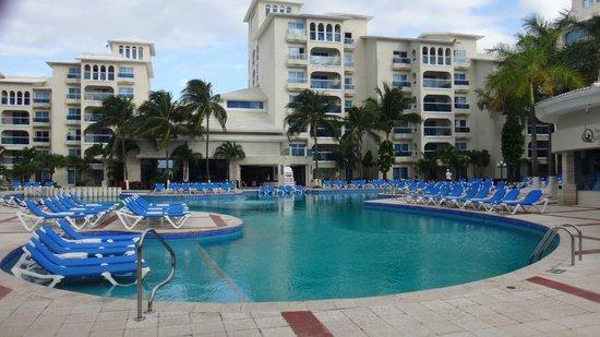 Occidental Costa Cancun : Piscina
