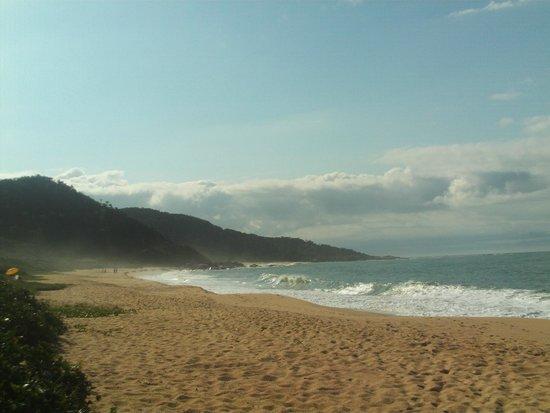 Itajai, SC: Praia do Morcego