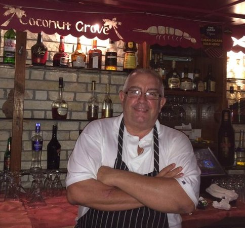 Coconut Grove Restaurant: Chef Jean Francois