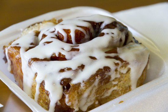 Cinnamon Roll Fair Hawaii