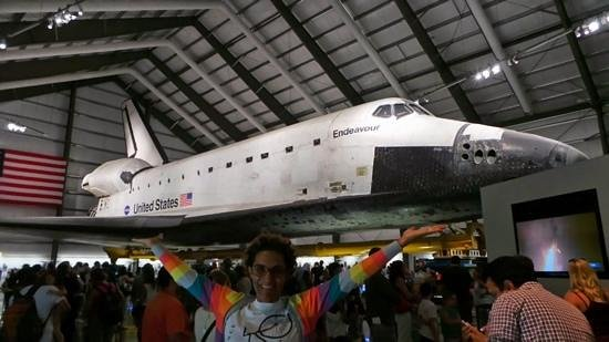 California Science Center: endeavour