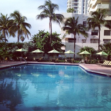 Holiday Inn Miami Beach : Delicia de piscina!