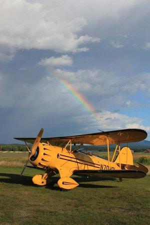 Acadia Air Tours: Biplane