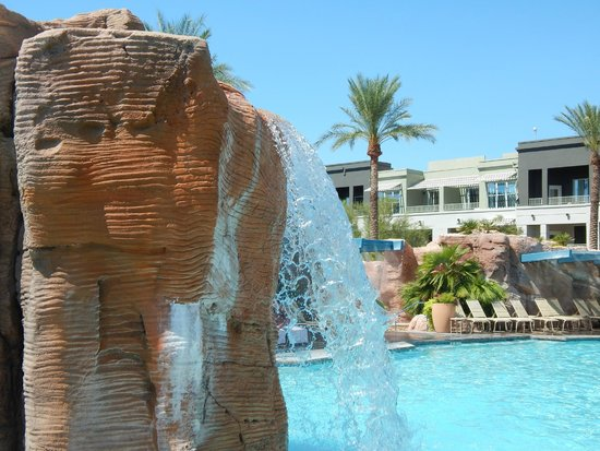 Marriott's Canyon Villas: Pool Waterfall