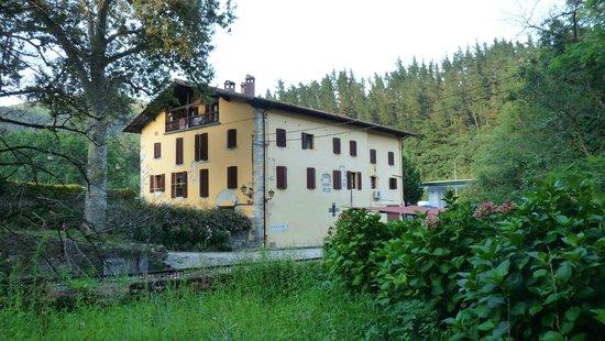 Hotel Rural Bereau: Parece un lugar idílico pero......