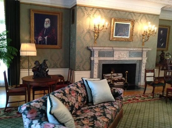 George Eastman Museum: George Eastman House - living room