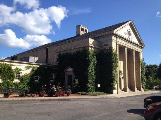 George Eastman Museum : George Eastman House - outside building (2)
