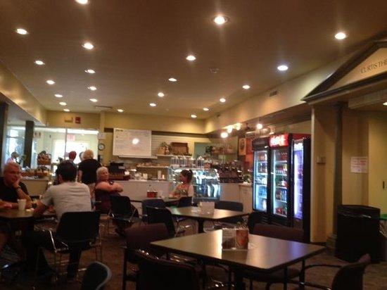 George Eastman Museum: George Eastman Visitor's snack bar