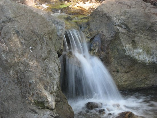 Julia Pfeiffer Burns State Park : Rapids along McWay Creek