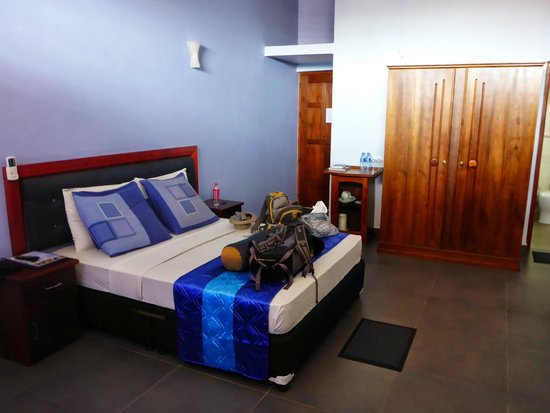 Rani Beach Resort: Our room on the 2nd floor