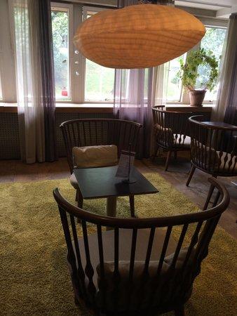 Hotel Tegnerlunden: ロビー