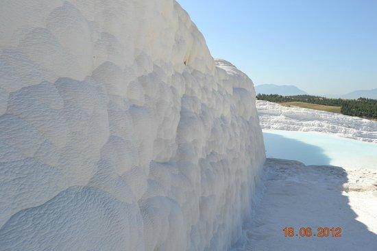 Hierapolis & Pamukkale: Памуккале