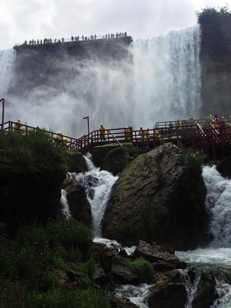 Niagara Falls State Park: Cave of the Winds