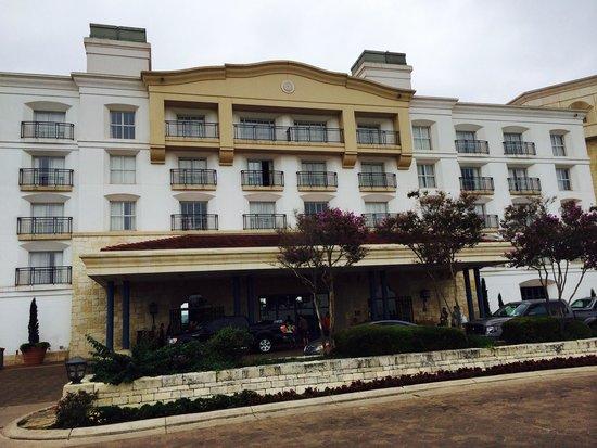 La Cantera Resort & Spa : Front of resort