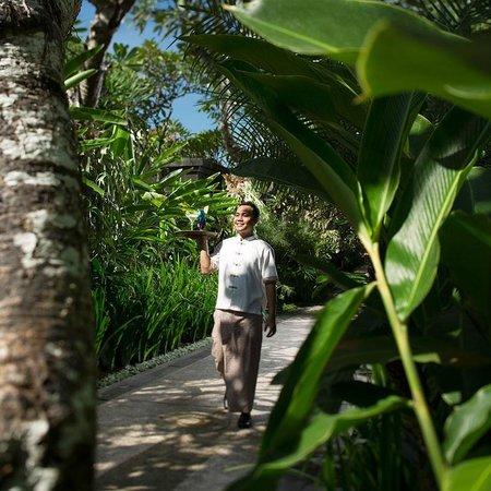 Sun Island Boutique Villas & Spa: Butler service