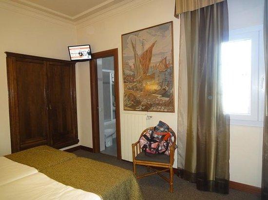 BEST WESTERN Carlos V : Double room  - 509 -