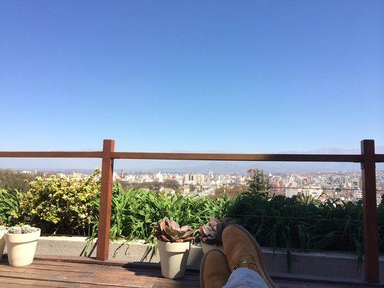 Sheraton Salta Hotel: Hermosa vista!!!