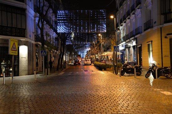 Barrio de Salamanca : Barrio Salamanca