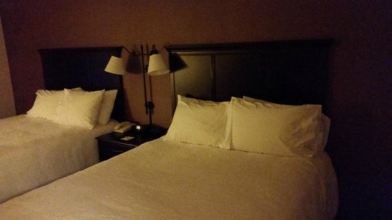 Hampton Inn Sudbury: Comfy beds