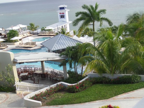 Beaches Ocho Rios Resort & Golf Club: view of the beach and pool areas