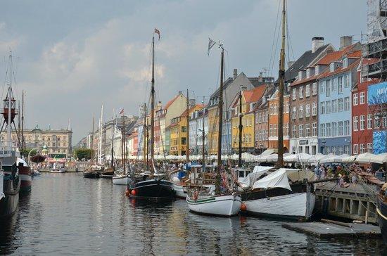 Copenhagen Admiral Hotel: Nyhaven