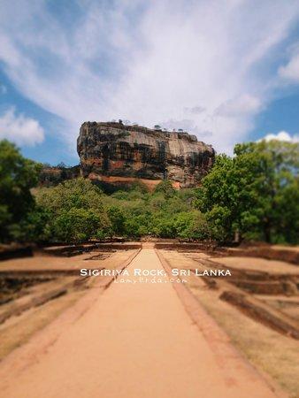 Sigiriya World Heritage Site: Sigiriya