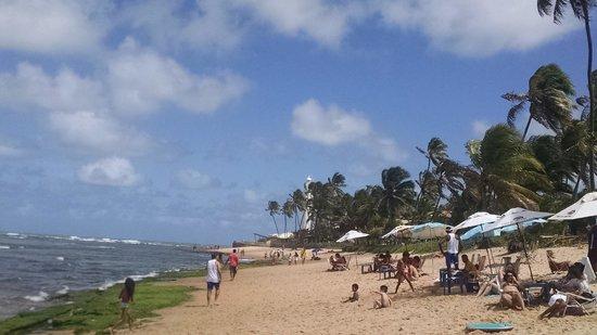 Forte Beach : praia
