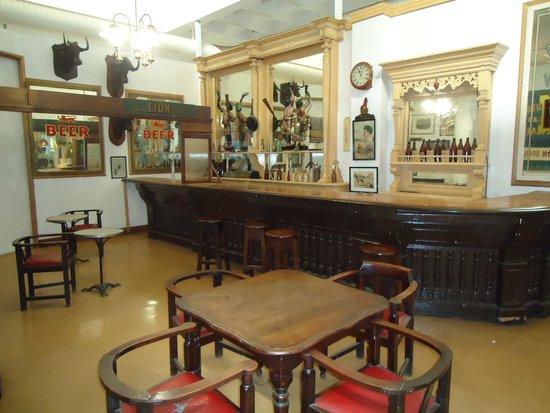 Museum Africa : Cena de Saloon