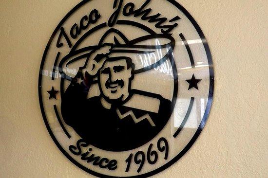 Taco John's: Wall decor