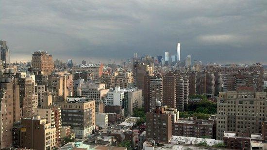 Fairfield Inn & Suites New York Midtown Manhattan/Penn Station : View from roof top terrace