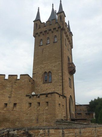 Castle of Hohenzollern: tower