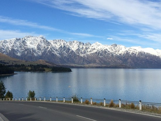 Heritage Queenstown: View from the Hotel