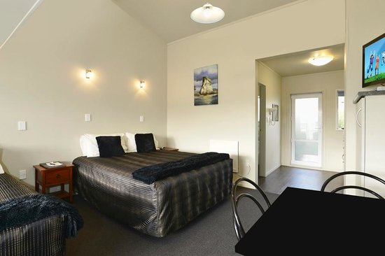 Aldan Lodge Motel: executive one bedroom mezzanine
