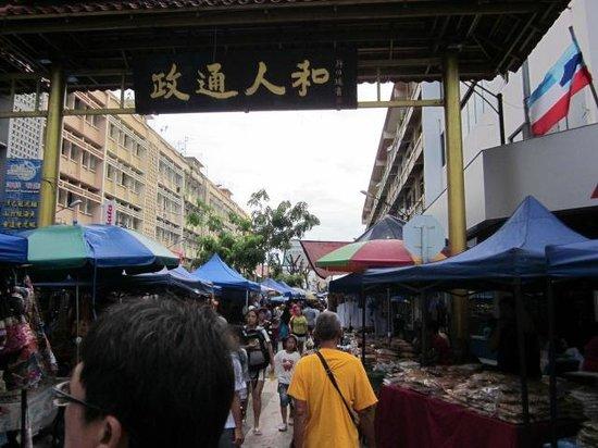 Gaya Street Sunday Market: Gaya Market_1