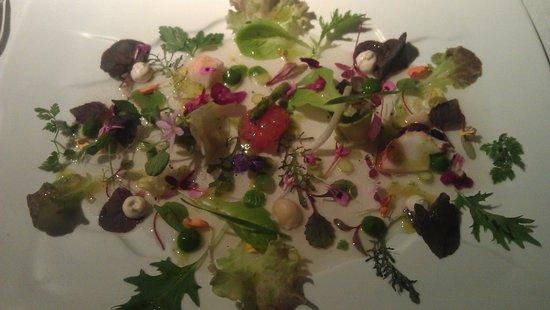 Martin Berasategui: Most beautiful salad - ever.