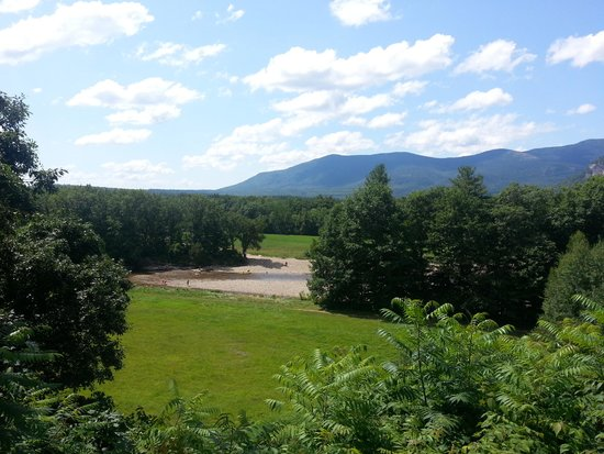 Wyatt House Country Inn: View from Gabriel