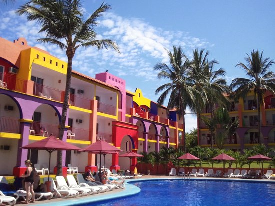 Royal Decameron Complex: Colorful Vibrant Mexican Appeal!