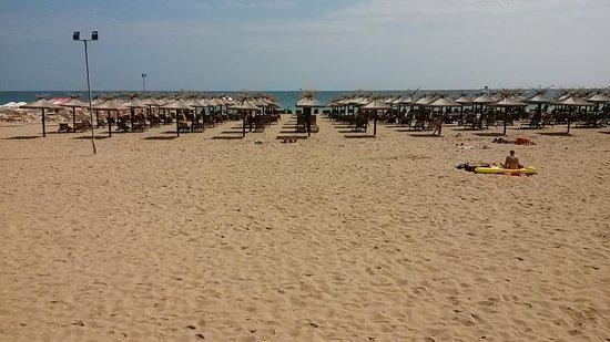 Hotel Admiral : пляж