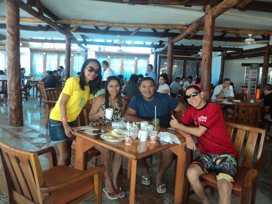 Sunset Marina Resort & Yacht Club: restaurante