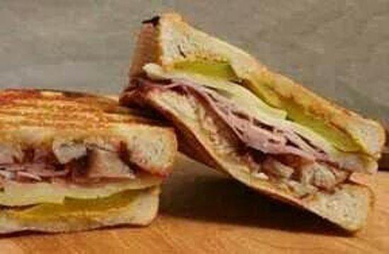 Country Flame: Cuban sandwich