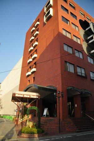 Hotel New Tanda: オランダ坂入り口にあります