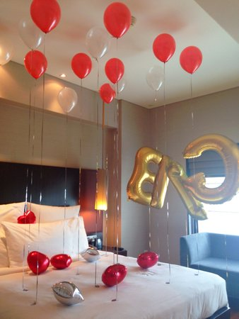 surprise birthday Surprise birthday :)   Picture of Hilton Kuala Lumpur, Kuala  surprise birthday