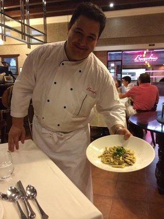 Beccofino Italian Restaurant and Grill : Chef Angelo