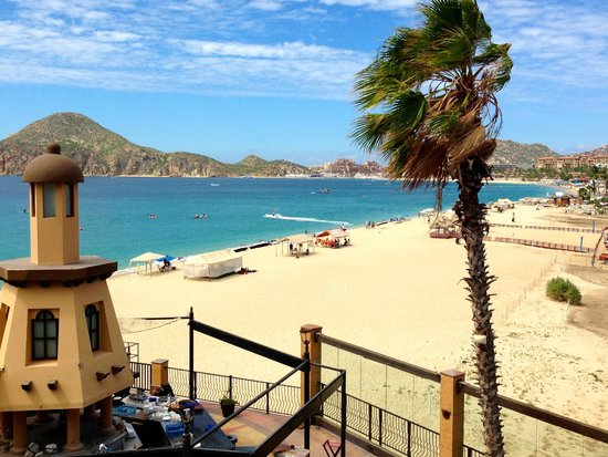 Villa del Palmar Beach Resort & Spa Los Cabos: Medano Beach.