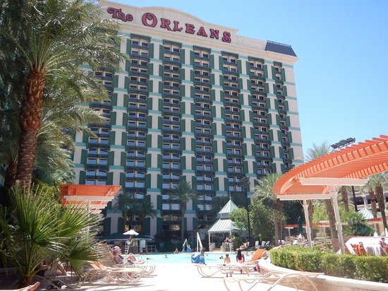 The Orleans Hotel & Casino: プール