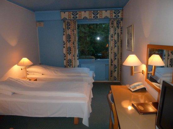 Klaekken Hotell: номер